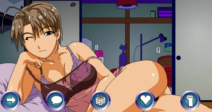 Dating sim porn game