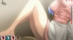 Nurse Hentai Toon Girl Gives Footjob Flash Sex Game