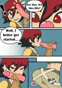 Oban Gloryhole Hentai Manga 3