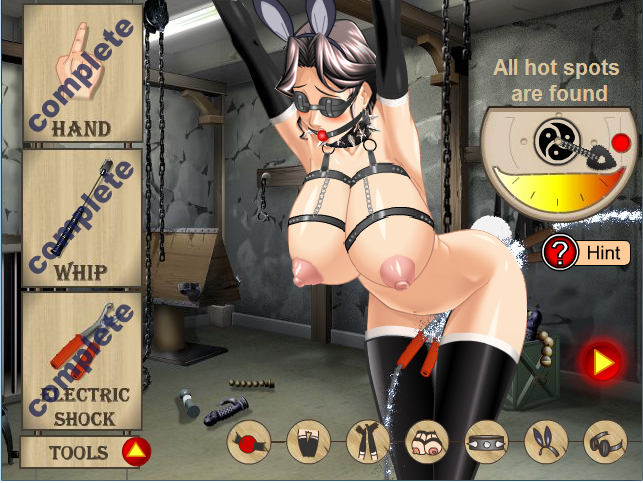 bdsm video game