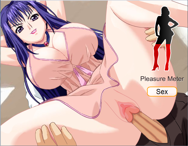 Sexy anime hentai games