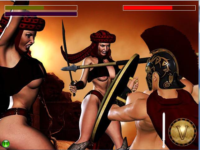Минет спартанцев порно кино