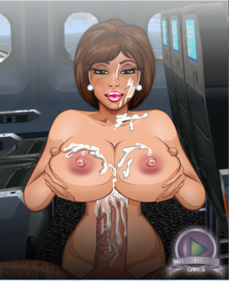 Sexy Flight Attendant - Free Flash Porn Hentai Gamesfree -4167