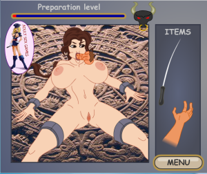 tomb raider punishment hentai flash game