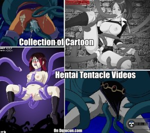 Collection of Cartoon Hentai Tentacle Videos