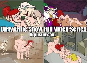 Dirty Ernie Show Old Man Nurse Sitcom Full Video Series