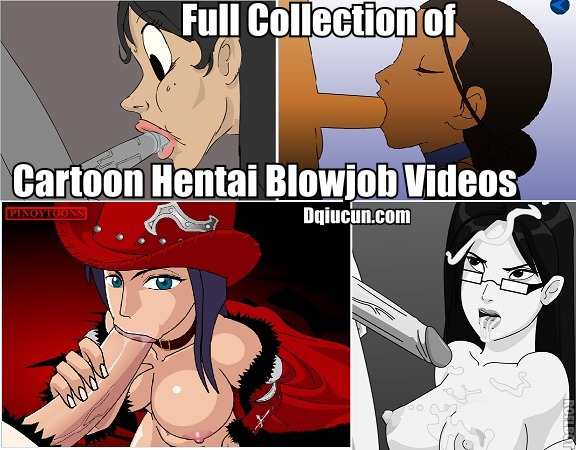 cartoon blowjob