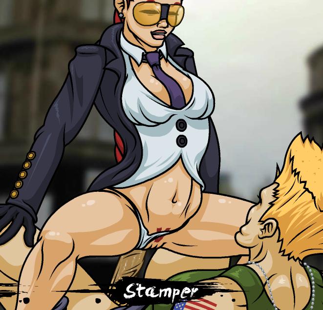 Big anime breasts