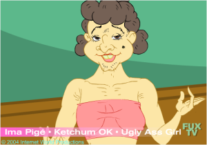 The Celebrity Zone 6 Ugly Chick Before Surgery Cartoon Video