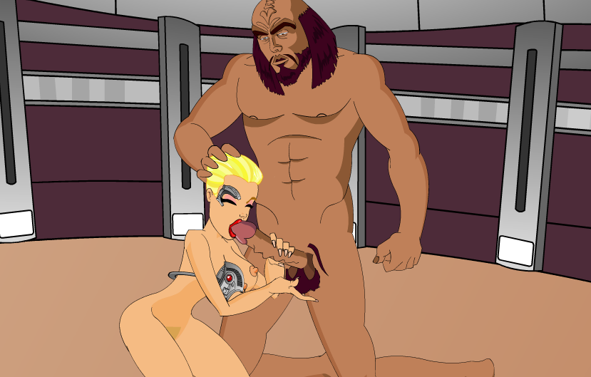 Star Fuck Warf Blowjob Half Borge Charlie Adult Cartoon Video